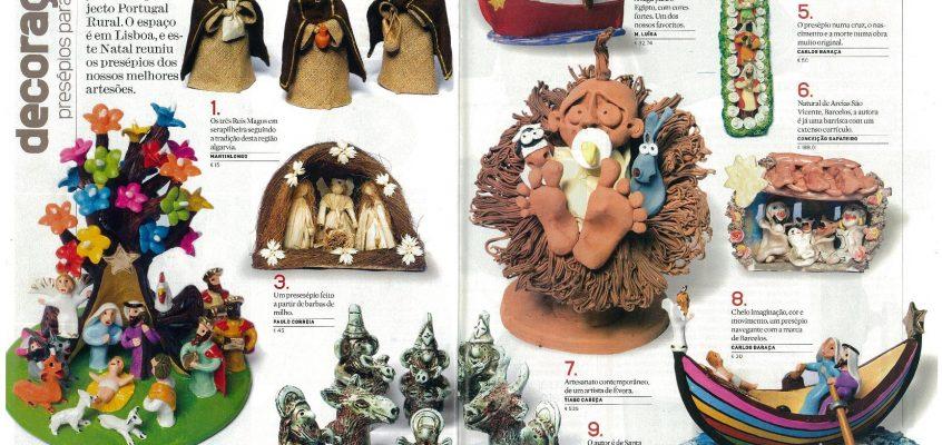 Presépios para o Natal – Notícias Magazine